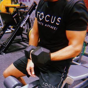 Focus Performance Top | Focus Sports Apparel