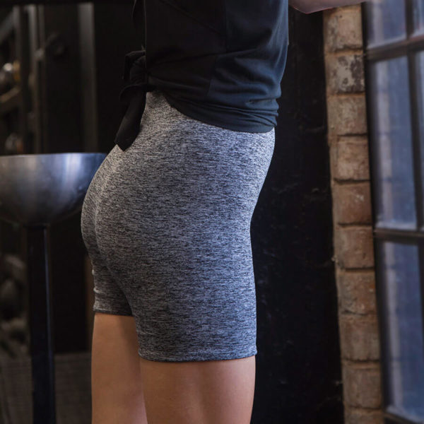 Focus Grey Shorts | Focus Sports Apparel