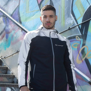 Focus Script Reflective Jacket | Focus Sports Apparel