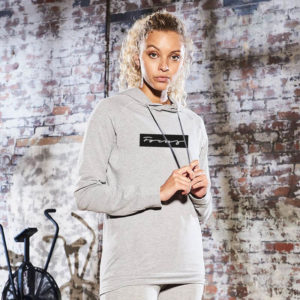 Focus Block Fitness Hoodie | Focus Sports Apparel