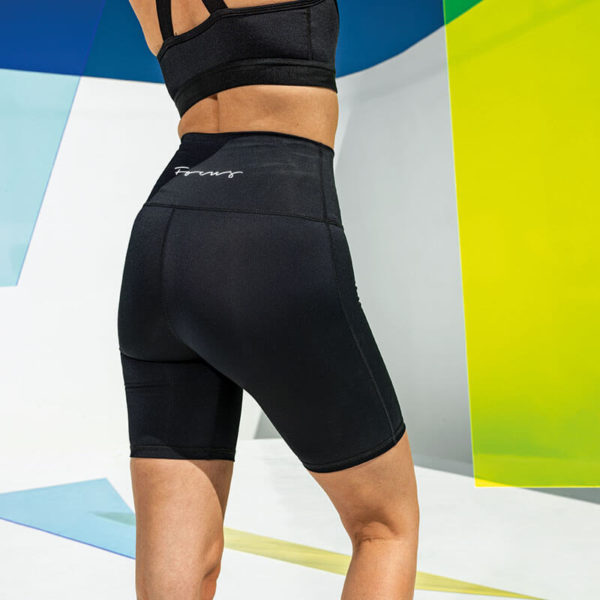 Focus Script Cycling Shorts | Focus Sports Apparel