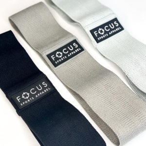 Focus Resistance Band Set | Focus Sports Apparel